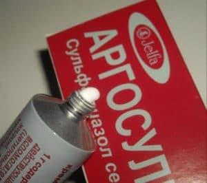 Аргосульфан – инструкция по применению крема, отзывы, цена, аналоги