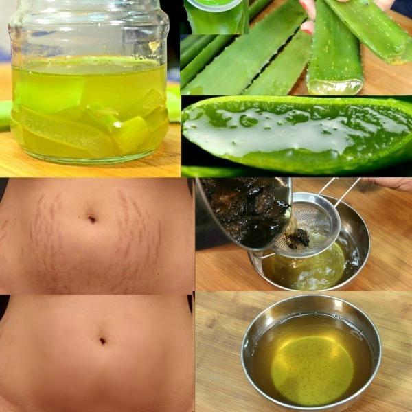 кокосовое масло от растяжек