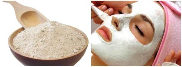 глина для лица