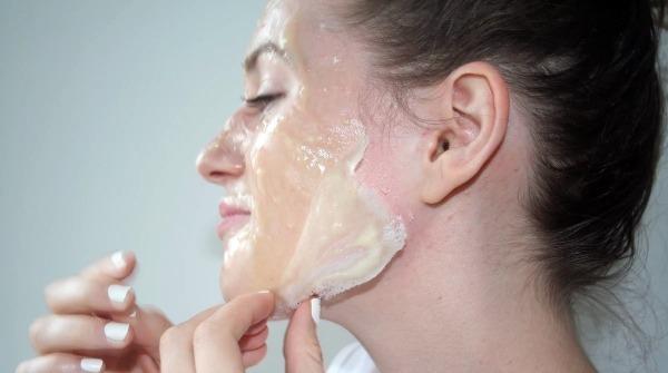 маски пленки для лица