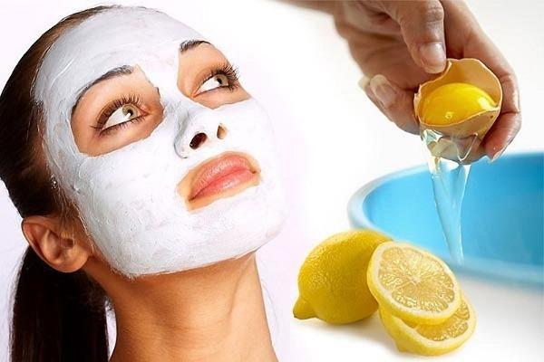 маска с медов и лимоном