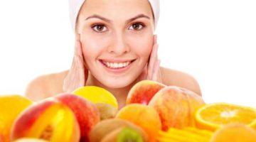 Плохое питание и кожа