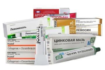 Самые эффективные мази от пролежней для лежачих больных